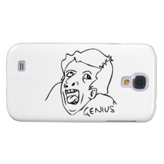 Genius Comic Meme Samsung S4 Case
