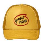 Genius Inside Trucker Hat