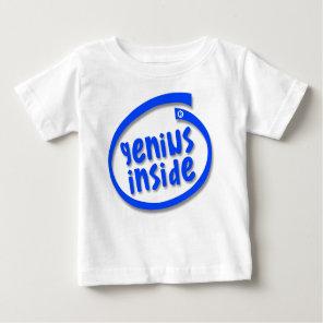 Genius Inside Tshirt