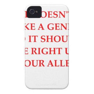GENIUS iPhone 4 Case-Mate CASE