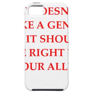 GENIUS iPhone SE/5/5s CASE