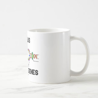 Genius Is In My Genes (DNA Replication) Coffee Mug