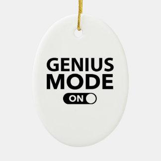 Genius Mode On Christmas Tree Ornaments