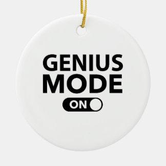 Genius Mode On Christmas Ornaments