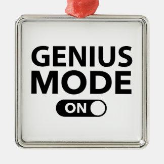 Genius Mode On Ornaments