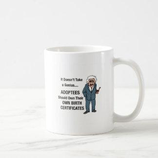 Genius Coffee Mugs