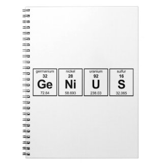 GeNiUS Notebook