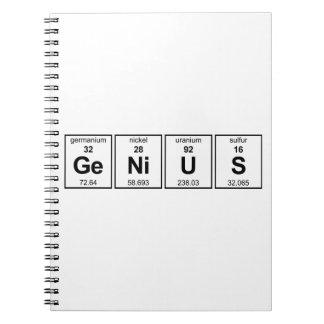 GeNiUS Notebook