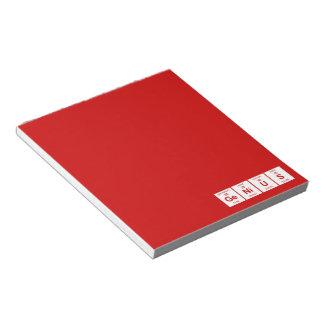 GeNiUS Notepad