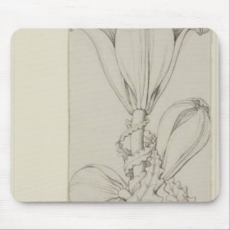 Genius of the Lily, 1809 Mouse Pad