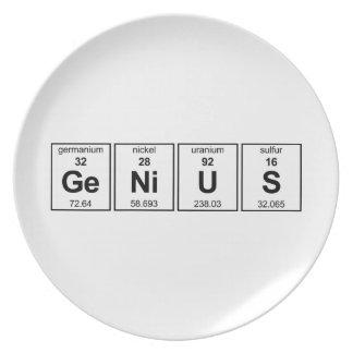 GeNiUS Plate