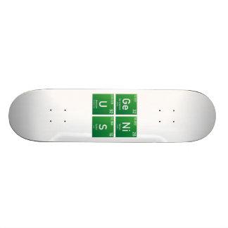 Genius PSE Skateboard Deck