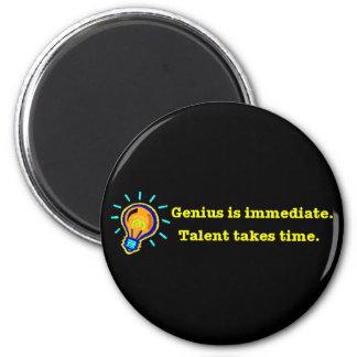 Genius Refrigerator Magnet