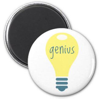 Genius Refrigerator Magnets
