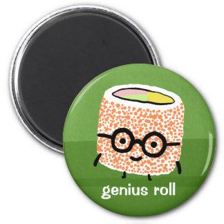 Genius Roll Magnet