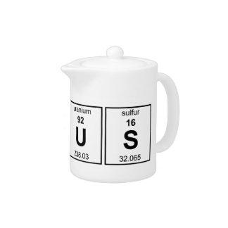GeNiUS Teapot