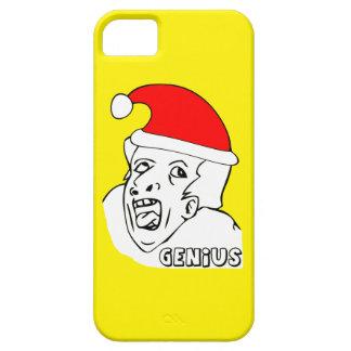 genius xmas meme iPhone SE/5/5s case