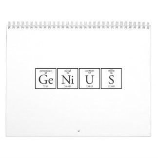 Genius Calendar