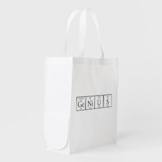 Genius Reusable Grocery Bag
