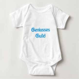 Geniusses Guild T-shirt