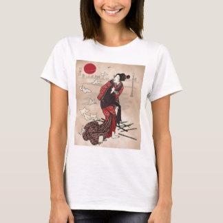 Genji kumo ukiyoye awase T-Shirt