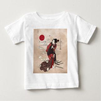 Genji kumo ukiyoye awase infant t-shirt