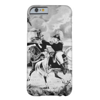 Genl. Taylor at the Battle of Resaca de la Palma_W Barely There iPhone 6 Case