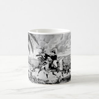 Genl. Taylor at the Battle of Resaca de la Palma_W Coffee Mug