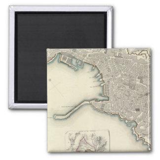 Genoa Genova Genes Magnet