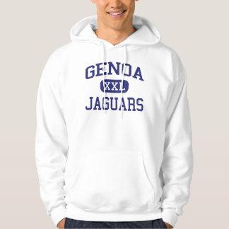 Genoa Jaguars Middle School Westerville Ohio Hoodie