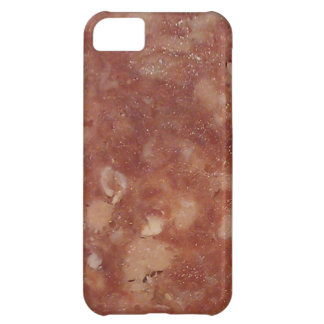 Genoa Salami Texture iPhone 5C Cover
