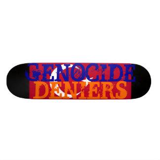 Genocide Deniers Skateboard