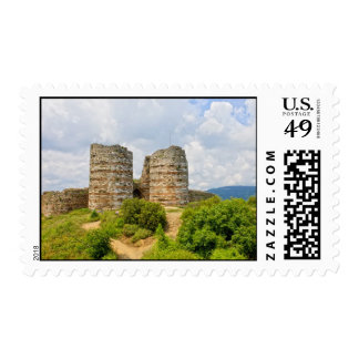 Genoese Castle in Turkey Postage