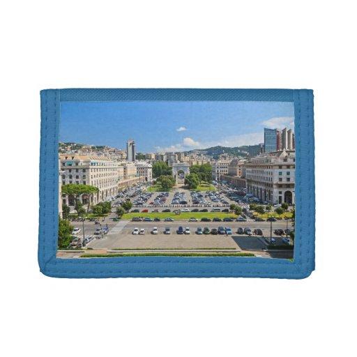 Génova - della Vittoria de la plaza