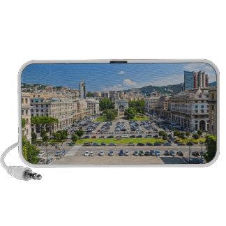 Génova - della Vittoria de la plaza iPhone Altavoces