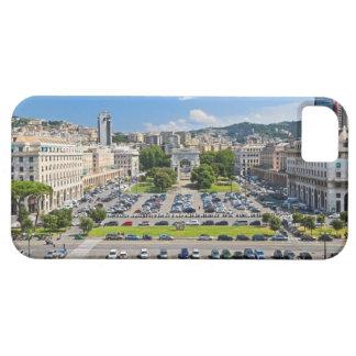 Génova - della Vittoria de la plaza iPhone 5 Fundas