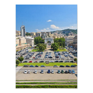 Génova - della Vittoria de la plaza Comunicados