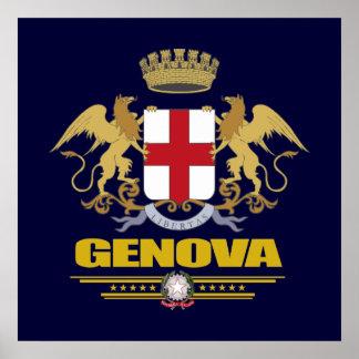 Genova Genoa Print