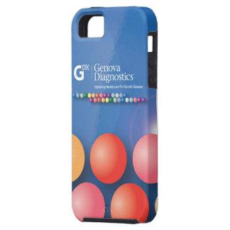 Genova iPhone 5 case - Warm Spheres