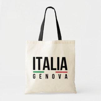 Genova Italia Tote Bag
