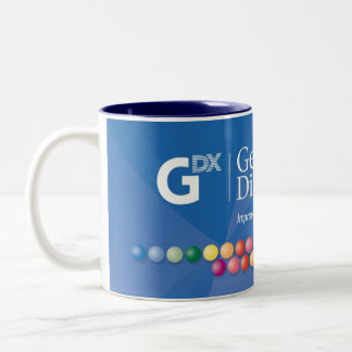 Genova Mug with interior accent color