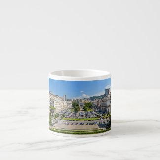Genova - Piazza della Vittoria Espresso Cup