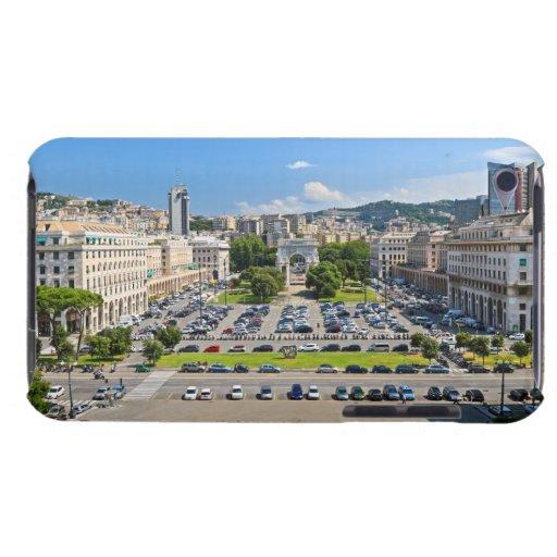 Genova - Piazza della Vittoria iPod Touch Cover