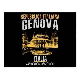 Genova Postcard