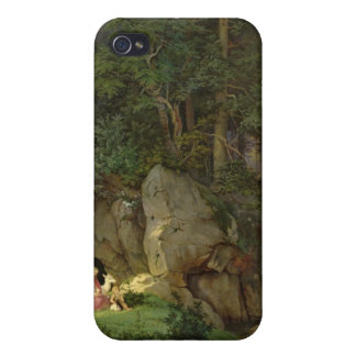 Genoveva in the Wood Clearing, 1839-41 Cases For iPhone 4