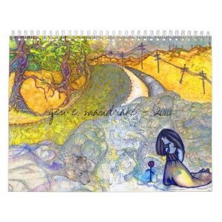 Gen's 2010 Calendar