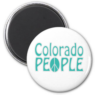 Gente de Colorado Imán Redondo 5 Cm