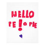 ¡Gente de Helloe! Plantillas De Membrete