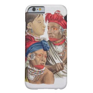 Gente de la nación de Osagi, de 'Le Costume Ancie Funda De iPhone 6 Barely There