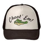 ¡Gente del pantano - Choot ellos! ¡Gorra!
